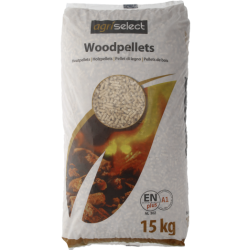 Agriselect Virgin Wood Houtpellets 100% naaldhout