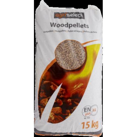 Agriselect Mixed Wood Houtpellets - Optimale mix