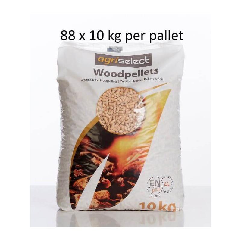 Agriselect Virgin Wood 10 KG