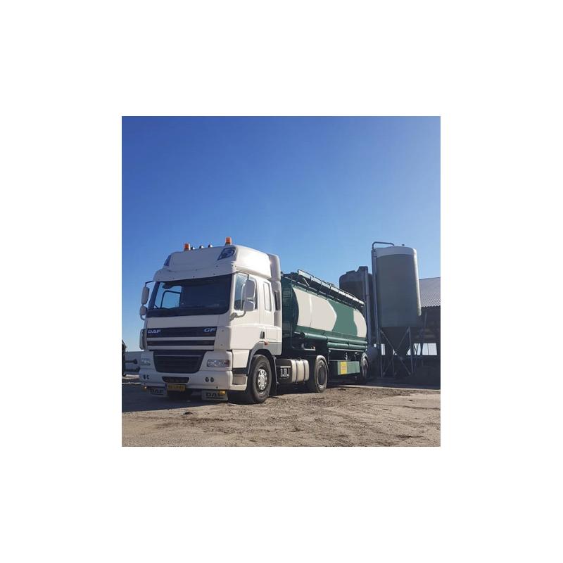 Bulk levering Agriselect ENplus A1 gecertificeerde Houtpellets. (NL302)