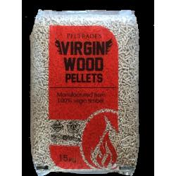 Peltrade's Virgin Wood Naaldhout Pellets